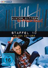 6 DVDs  * HINTER GITTERN - DER FRAUENKNAST : STAFFEL 10 # NEU OVP §