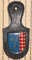Bundeswehr Verbandsabzeichen Brustanhänger Patch siehe Bild getragen ##1360