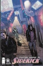 Sidekick #5 (NM)`14 Straczynski/ Mandrake  (Cover B)