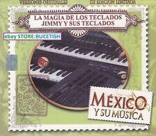 La Magia de Los Teclados Jimmy y sus Teclados Mexico y su Musica Box set New
