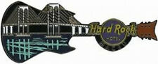 Hard Rock Hotel MACAU 2009 BRIDGE Reflection GUITAR PIN - HRC Catalog #50141