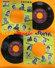 LP 45 7'FRED BUSCAGLIONE Cocco bello Eri piccola cosi'1958 italy CETRA cd mc dvd