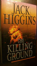 The Killing Ground by Jack Higgins (2008, Hardcover)