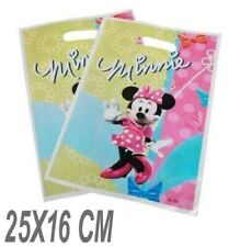 25X16 cm Disney Land Bolsas De Dulces Minnie Mouse Fiesta Sorpresa Regalo Goody Bolsas Botín