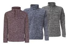 Regatta Torbay II Mens Soft Funnel Neck Overhead Sweater