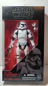 "Star Wars - Black Series 6"" First Order Storm Trooper #04"