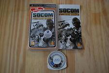 SOCOM FIRETEAM BRAVO 3  pour PSP