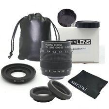 FUJIAN 35mm F1.7 C Mount CCTV F1.7 Lens for Fuji Fujifilm X-A2 X-A1 X-T1 X-E2