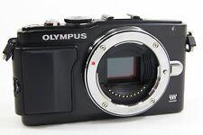 Olympus E-PL5 PEN Body schwarz, sehr guter Zustand