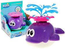 Baño Juguete Ballena de color para bebé regalo presente 12m+