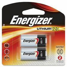 Energizer Lithium 123 3-Volt Battery - EVEEL123APB2CT