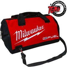 MILWAUKEE FUEL CONTRACTOR TOOL BAG M12 M18 FUEL 550MM HEAVY DUTY NYLON LARGE
