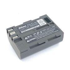 Genuine Nikon EN-EL3e Rechargeable Li-Ion Battery #QN1 UNTESTED