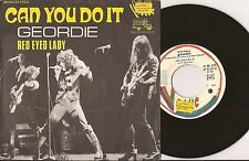"SP 7"" GEORDIE - (Brian Johnson AC/DC) Can you do it - EX/VG+ - VOGUE 4279 FRANCE"