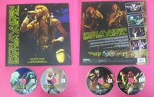 BOOK LIBRO + 4 DVD IRON MAIDEN BRITISH METAL Dave Artwood SPECIAL ED no cd lp mc