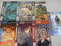 The Authority Stormwatch DC Comics Wildstorm WS Comic Book Lot Superhero Team