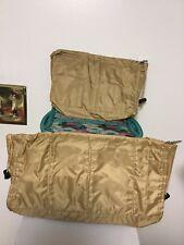 Kangaroo Keeper Handbag Organizer / Set Of 2 / Tan