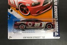 '11 DODGE CHARGER R/T Hot Wheels 2012 SUPER TREASURE HUNT with Real Riders