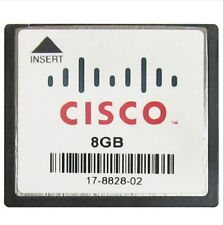 Original 8GB CompactFlash CF Memory card For Cisco Routers devices