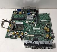 HP COMPAQ 8300 ELITE MOTHERBOARD ULTRA SLIM 711787-001 656938-000 w/ Shield