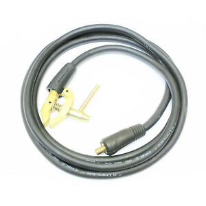 Welding Earth Leads And Electrode Leads