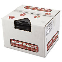 Penny Lane Perforated Coreless Roll Can Liners 40 x 46 Black 100//Carton 517