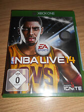 NBA LIVE14 - XBox One - Basketball - Spiel - NEU OVP