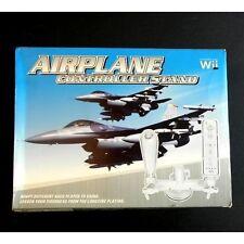 Controlador airplane para consola Nintendo Wii juego avion Compatible con wii
