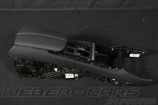 BMW X5 F15 X6 F16 Mittelkonsole Konsole Leder-Mittelarmlehne Armlehne arm rest