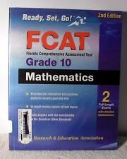 Ready Set Go FCAT Gr. 10 Mathematics
