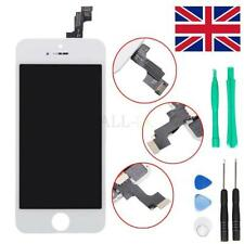 White Mobile Phone Parts for Apple iPhone SE