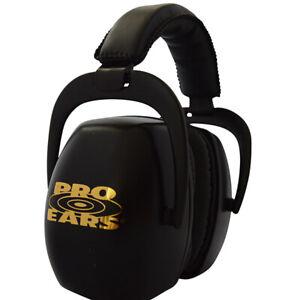Pro Ears - Ultra Pro - Hearing Protection - NRR 30 - Shooting Range Ear Muffs -