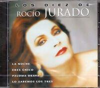Rocio Jurado - Los Diez De Rocio Jurado (2002 CD) New & Sealed