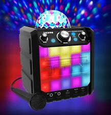ION Party Rocker Express Portable Bluetooth Speaker with LED - Free P&P IRE &UK!
