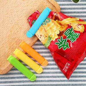 Seal Clip Food bag Storage Clips Bag Sealers Food Fresh U5U8 Random T2P9