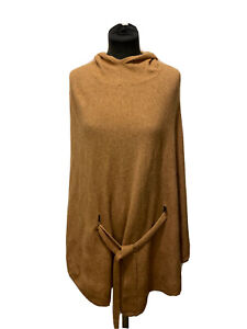 French Connction Hooded Cape Pullover Jumper Size 0/S