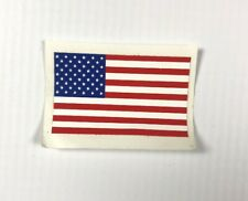 2001 MLB Game Issued 9/11 USA Flag Helmet Sticker Decal