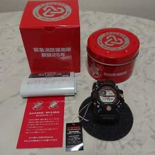 G-shock GW-9400NFST-1AJR RANGEMAN Sendai Fire support team Model