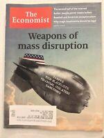 The Economist Weapons Of Mass Destruction June 8-14, 2019 081419nonrh