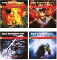 Das Sternentor Folge 6+7+8+9 CD Maritim Verlag Commander Perkins Hörspiele 7 CDs