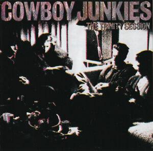 COWBOY JUNKIES ~ The Trinity Session ~ 1993 German/UK BMG/RCA label 12-track CD