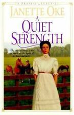 A Quiet Strength A Prairie Legacy series Book 3 paperback Janette Oke FREE SHIP