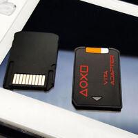 2PCS V3.0 256GB SD2VITA PSVSD Micro SD Card Adapter For PS Vita Henkaku 3.60