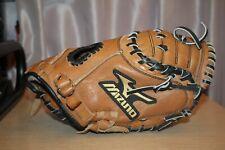 New listing MIZUNO GXC102 Prospect Youth Baseball Catchers Mitt RHT Right Full Grain Leather