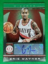 Eric Maynor 2013-14 Panini Totally Certified #188 Rookie Autograph SN/99 Wizards