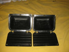 DATSUN 280ZX STORAGE COMPARTMENTS REAR FLOOR  1979-1983