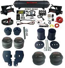 3 Preset Pressure Complete Air Ride Suspension Kit For 1965-70 Impala GM Cars