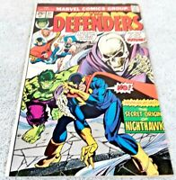Vintage 1976 DEFENDERS Vol 1 No 32 February USA Marvel Ungraded Comic Book