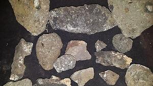 Kimberlite - 100 Carat Lot - Diamond Ore - Hand-Mined In Colorado