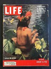 Life Magazine  January 24 1965  Iles of Romance in the South Seas
